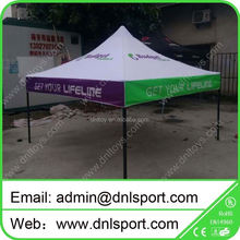 DNL Customized Outdoor Advertising Roof Top Tent Folding,waterproof tent,outdoor event tent