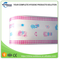 Hot Supplier Breathable Plastic PE Film