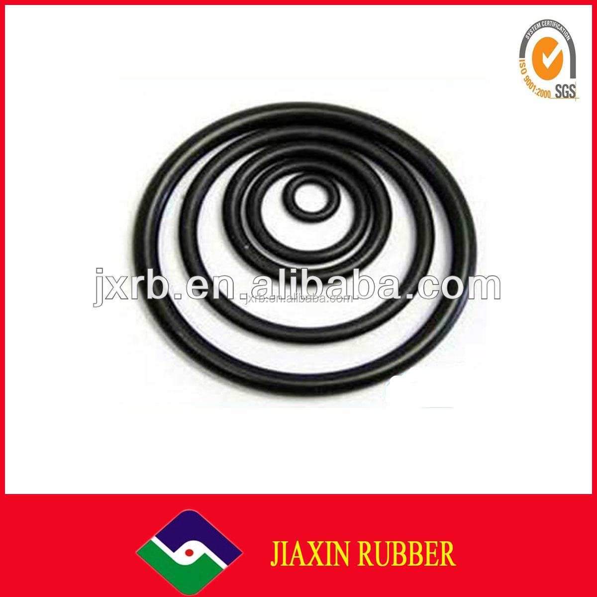 2015 World Best sale unique Factory supply small rubber o ring