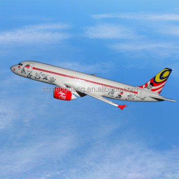 Model Aircraft, scale 1 100 Airbus 320, ISO9001, excellent quality,