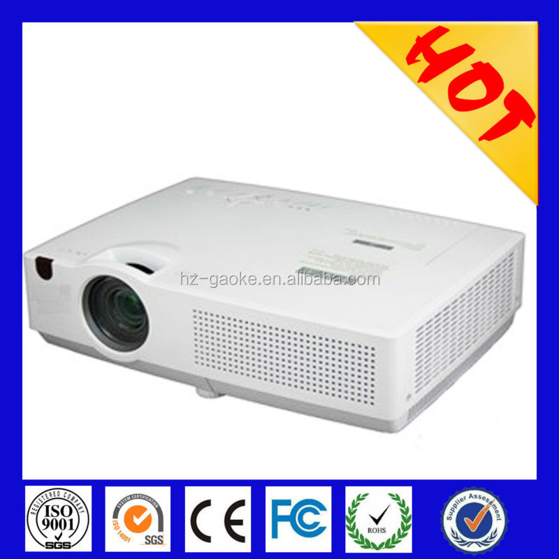 2014 Newest High Quality DV-60 video battery powered portable projector