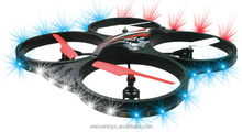 indoor outdoor 2.4G 4.5ch with 3 axis gyro quadcopter UFO large helicopter