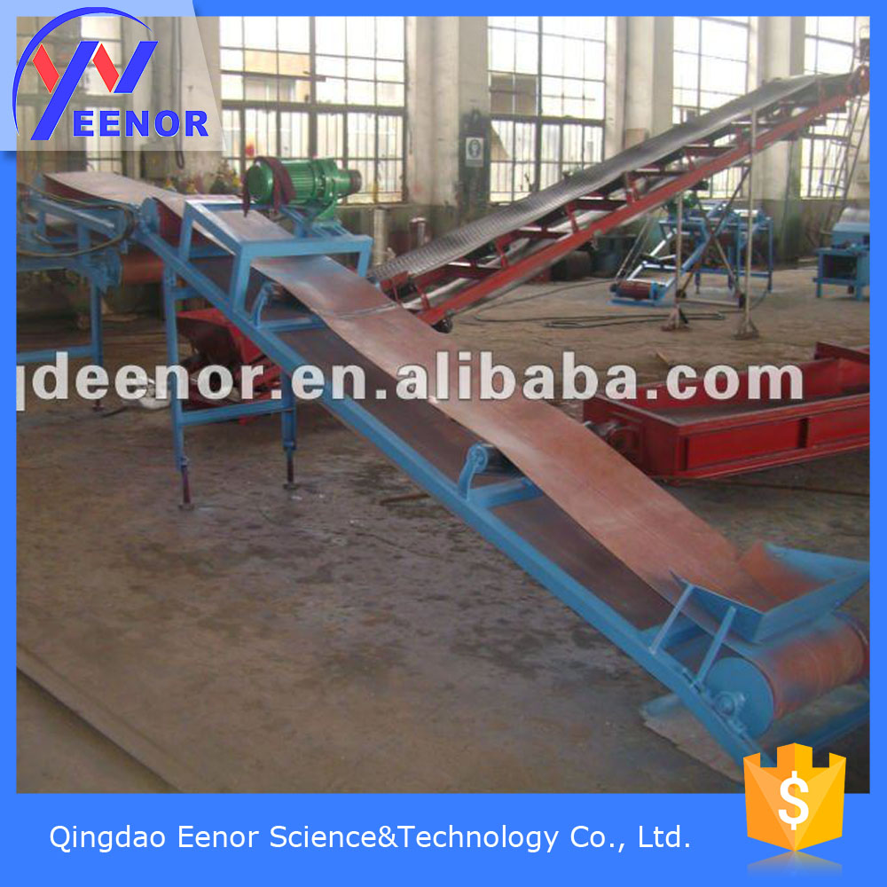 scrap tyre recycling plant/waste Car Tire Cutting Shredder Machine/waste tire recycling rubber powder machine