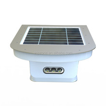 Aluminum Alloy Outdoor Emergency Light Solar Wall Lamp Solar Cell Light Solar Power Supply Light