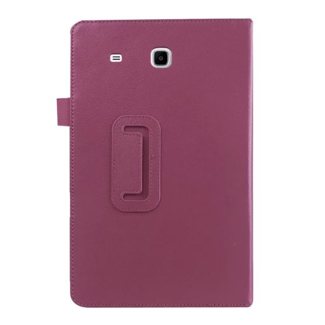 Lichee leather BOOK Cover capa para for Samsung GALAXY Tab E T560 T561 9.6 inch tablet