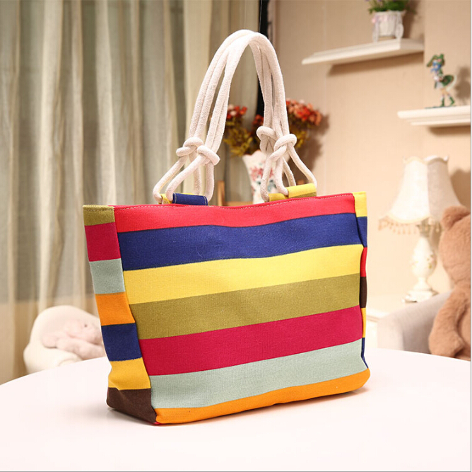 New Fashion 2017 China wholesale raw cotton canvas tote bag for shopping