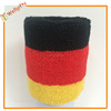 Plain Popular Professional sports Sweat Band cheap custom soccer wrist armband