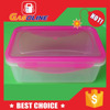 Promotional durable cupcake container