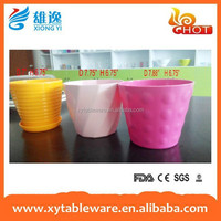 China factory giant flower pot/flower pot inserts