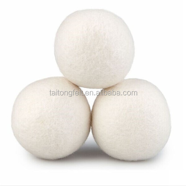 6-Pack XL 100% Wool Dryer Balls