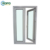 AWA AGGA Balcony Patio UPVC Double Open Design French Casement Glass Door