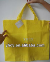 Recycled Large Capacity Tote Shopping Bag