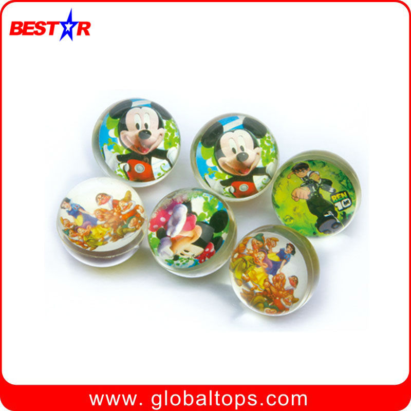 Promotional High Rubber Bouncing Ball