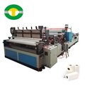 Automatic kitchen towel paper manufacturing machine