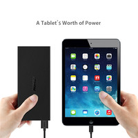 Aukey Aipower& QC2.0 technology 16000 mah portable power bank daul USB port