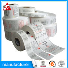 self adhesive cast coated glassine release paper