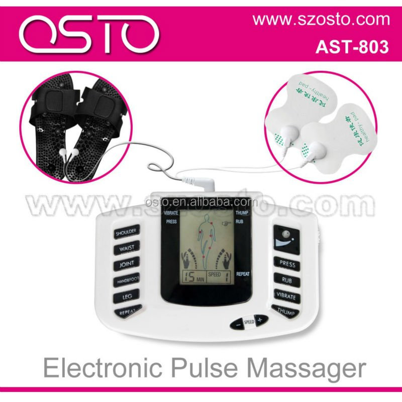 OSTO Pulsed Low Frequency Electro Acupuncture Device