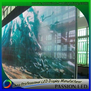 Mesh LED Display Screen - P10mm~P40mm