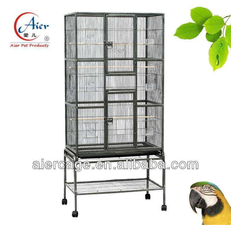 Durable of Good Quality pet furniture parrot travel cages