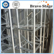 Circle Round Truss Black Box Truss