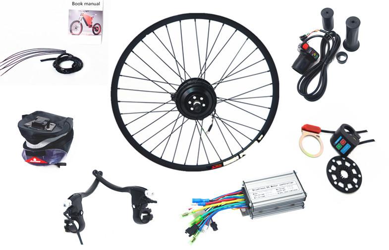 Best sale smart hub motor electric bicycle conversion kit for Best bike hub motor