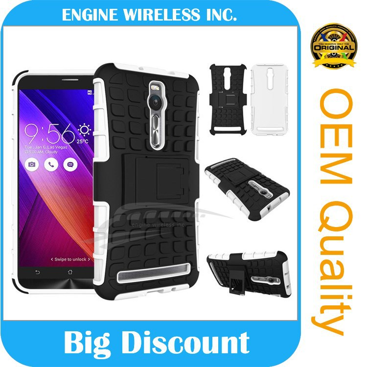 AAA quality new material TPU PC 2 in 1 combo case ,Hybired phone cover for samsung D880