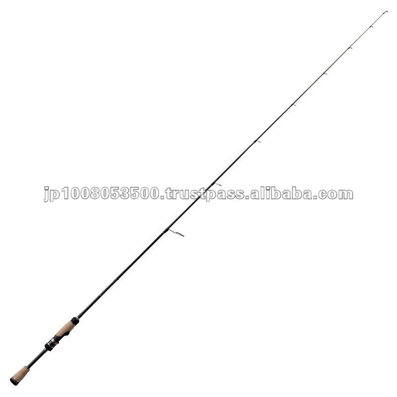 Volkey VKS-66L Japanese brand bass fishing rod for lure with Fuji Guide