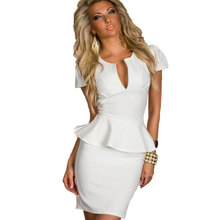5 COLORS New Collection Sexy Night Club Wear Women clothes Latest Bodycon Sexy club Dress Model For Laides