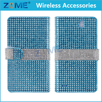 New Products Promotion Manufacturer Cell Phone Leather Cases For Zte Warp Sync N9515