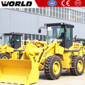Hot sale 3 tons wheel loader small front loader with ROPS & FOPS