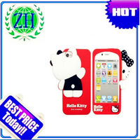 30 kinds animal shape silicone mobile phone case