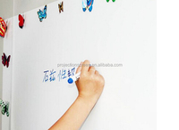 Magnetic office supplies/soft white board for school meeting room
