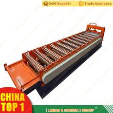 easy to use asphalt superior best corrugated wave iron sheet metal rolling forming machinery roller supplier