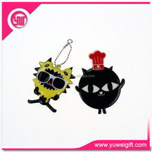 New design hot sell phone accessories customized mobile phone key chain