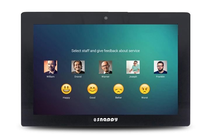 10 pouces customer feedback tablette satisfaction survey Device