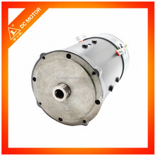 High rpm dc motor 48 volt 48V 4KW With 170mm Outside Diameter