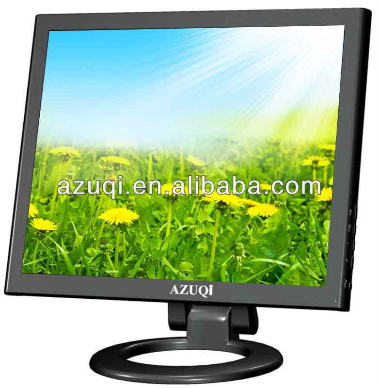 15'' Touchscreen cctv lcd monitor