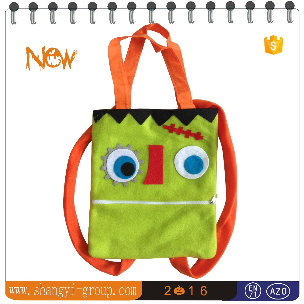 (HW-B05)Halloween gift trick or treat bags