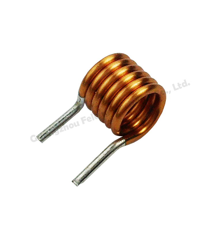 air core wire copper coil / air core inductor