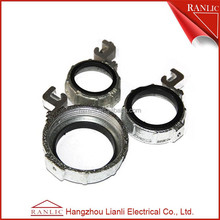 UL listed High quality Zinc alloy conduit steel bushing