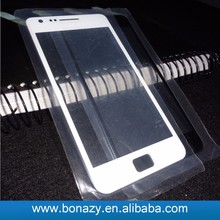 Replacement Front touch screen glass for Samsung Galaxy S2 I9100 outer lens cover spare parts