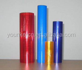 pvc transparent film for blister packing