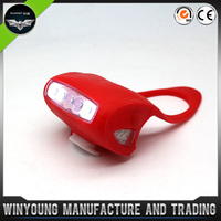 Hot Sale Silicone Bike Front Light