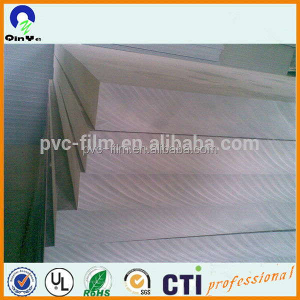 4x8 Rigid Dark Grey PVC Sheet Board For Construction