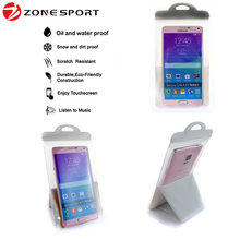 From china supplier New products waterproof smart phone case For samsung galaxy cover, Fit for bathroom and Kitchen