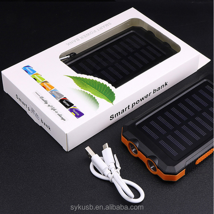 New Arrival Multifunctional 8000mAh Power Bank with Compass