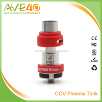 2016 Council Of Vapor newest Phoenix Tank 2ml capacity Tank atomizer hot
