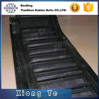 glue conveyor belt Sidewall conveyor belt supply free samples