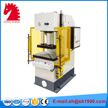 Professional supply Steel horse portable hydraulic punch press in China