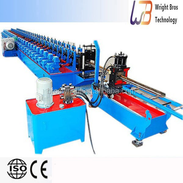 High Quality Low Price roller shutter door roll forming machine